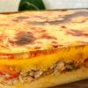 Запеканка с мясом и овощами по ретро рецепту