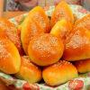 Пирожки с капустой и шампиньонами