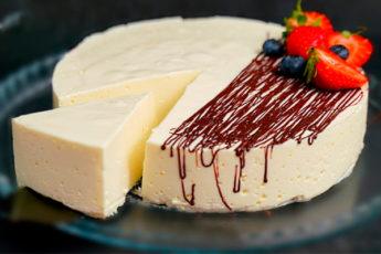 Тортик без муки, без сахара и без масла