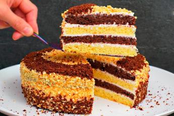 Сметанник: простой бюджетный рецепт потрясающего торта