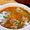 Яркий, насыщенный, по-настоящему грузинский суп Харчо