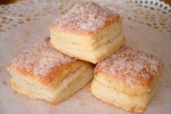 Печенье «Павловское»: простое и вкусное