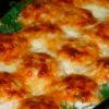 Куриные шарики в сливочном соусе