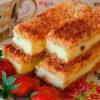 Тертый пирог с творогом: легкая и вкусная выпечка