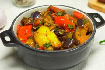 Сочное и аппетитное соте из баклажанов: готовить быстро и просто