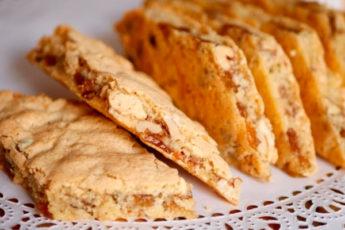 Польское печенье «Мазурка» с орехами и сухофруктами всего за 20 минут!
