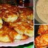Капустные оладушки на кефире: обалденная вкуснятинка