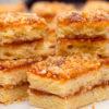 Песочное пирожное с повидлом: вкусная и простая выпечка