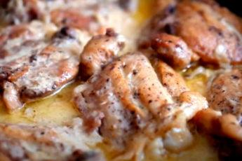 Курица по-Кабардински. Вкуснейший рецепт кавказской кухни