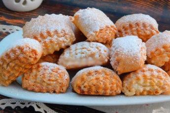 Беру немного кефира и готовлю вкусное и нежное печенье