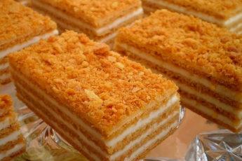Вкуснейший торт без выпечки