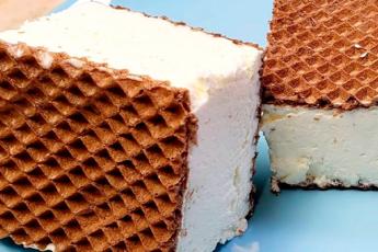 Готовим мороженое «Пломбир» за 5 минут в домашних условиях. Из 3 ингредиентов