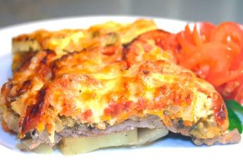 Мясо с овощами в духовке: вкусное и сочное блюдо
