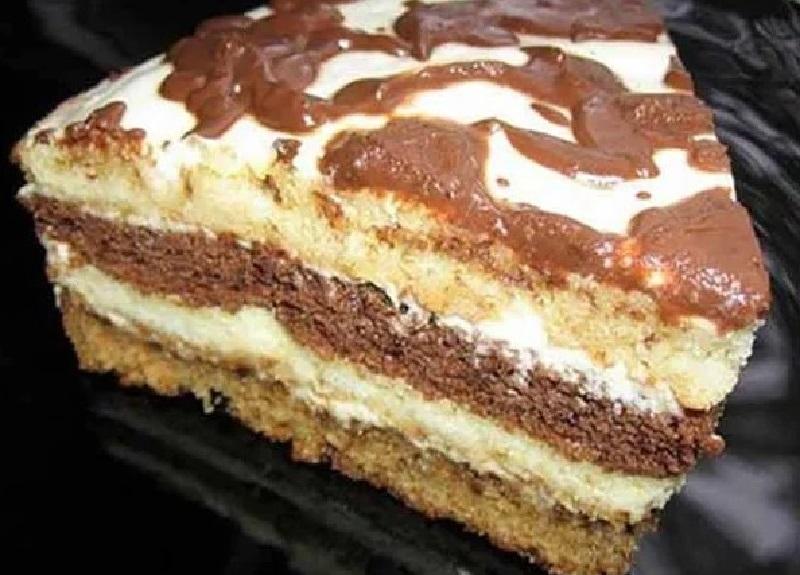 Мамин сметанник: самый лучший домашний тортик из маминой тетрадки