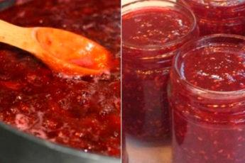 Варенье-пятиминутка из любой ягоды: сохраняем все витамины и аромат!