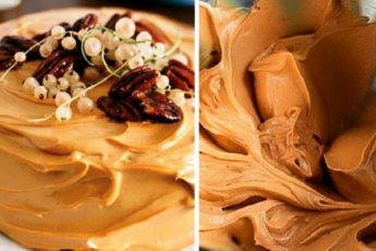 Карамельный крем — беспроигрышный вариант для тортов, пирожных и эклеров