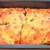 Сочный кабачковый пирог без муки: полноценный обед или ужин
