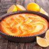 Ароматный лимонный пирог