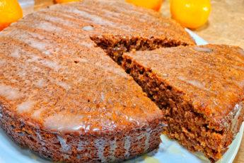 Вкусный и самый простой шоколадный пирог
